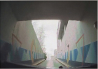 Parking Lot WDR camera